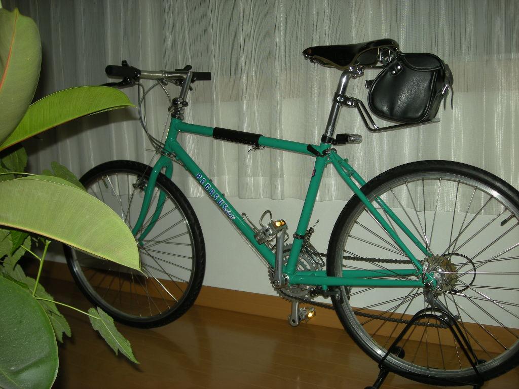 自転車の ステム 自転車 取り付け : ... ステム交換: ピナ男の自転車